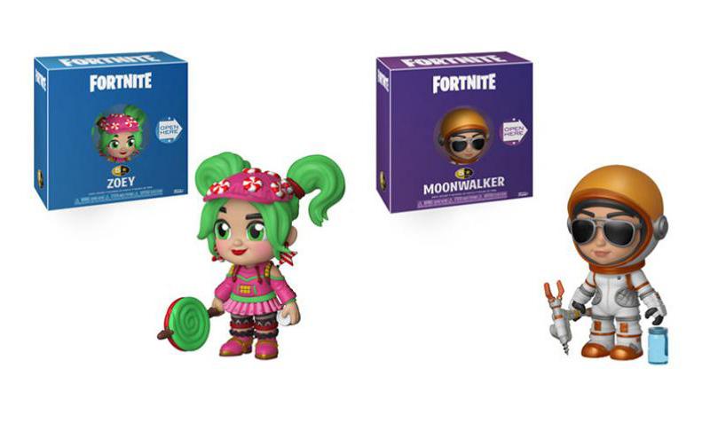 Fortnite Funko Pop! figures