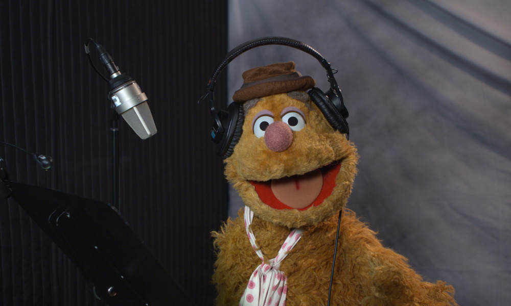 Fozzie Bear. Photo credit: Disney Channel