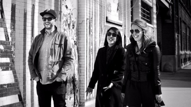 Framestore Chicago's David Mellor (Creative Director), Raven Sia (Head of Production) and Krystina Wilson (Executive Producer)