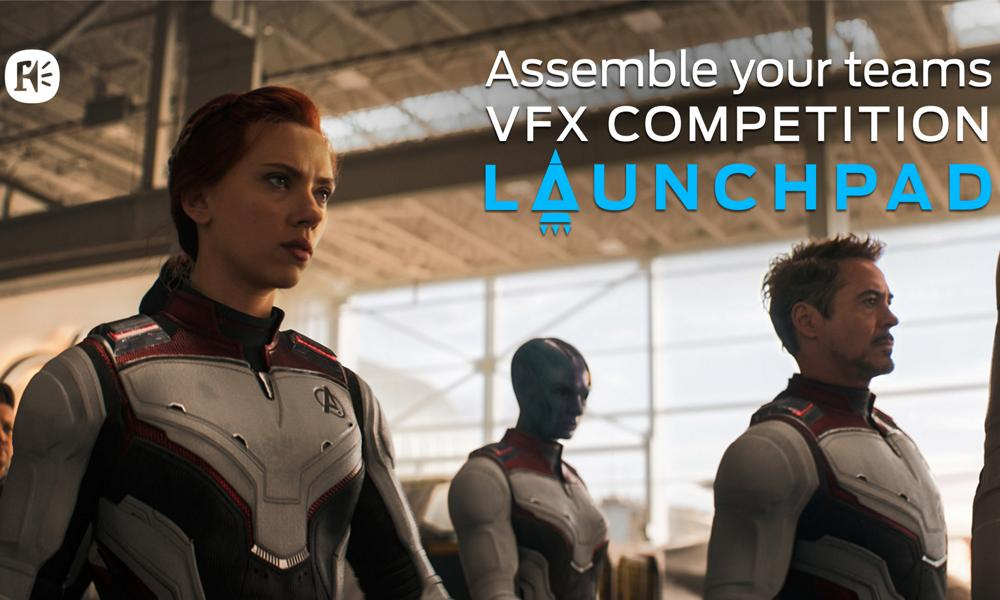 Framestore Launchpad Internship Competition