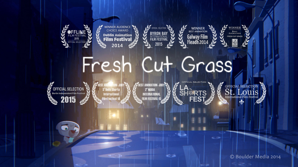 Movie Poster 2019: Shorts We Like: 'Fresh Cut Grass'