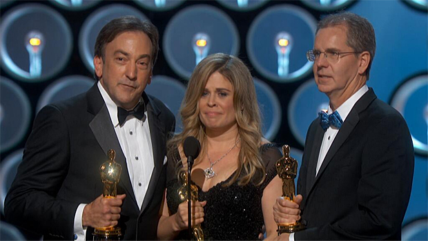 Oscars 2014: Frozen wins Academy Award for best animated feature