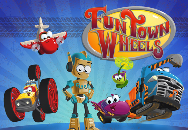 Fun Town Wheels