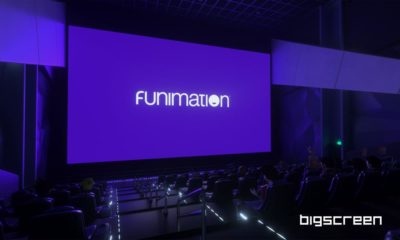 Funimation and Bigscreen
