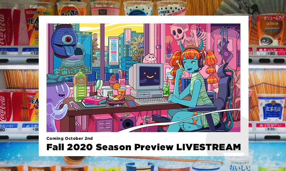 Funimation Fall 2020