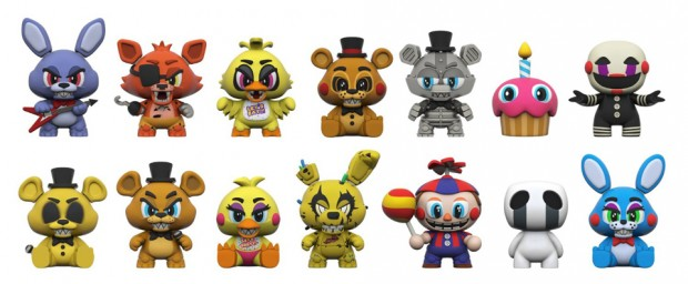 FUNKO Five Nights at Freddy's Mystery Minis