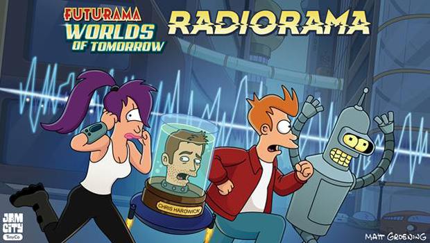 Futurama: Radiorama