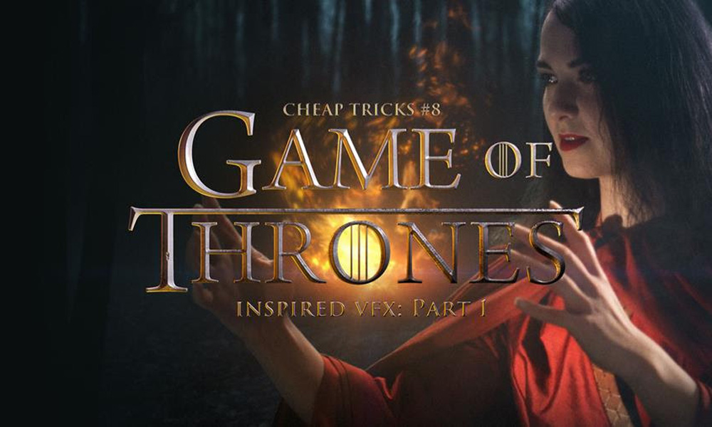 Red Giant Makes 'Game of Thrones' Inspired FX Magic in New Demo