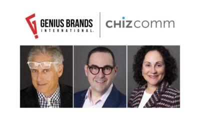 Andy Heyward, Harold Chizick, Jennifer Chizick