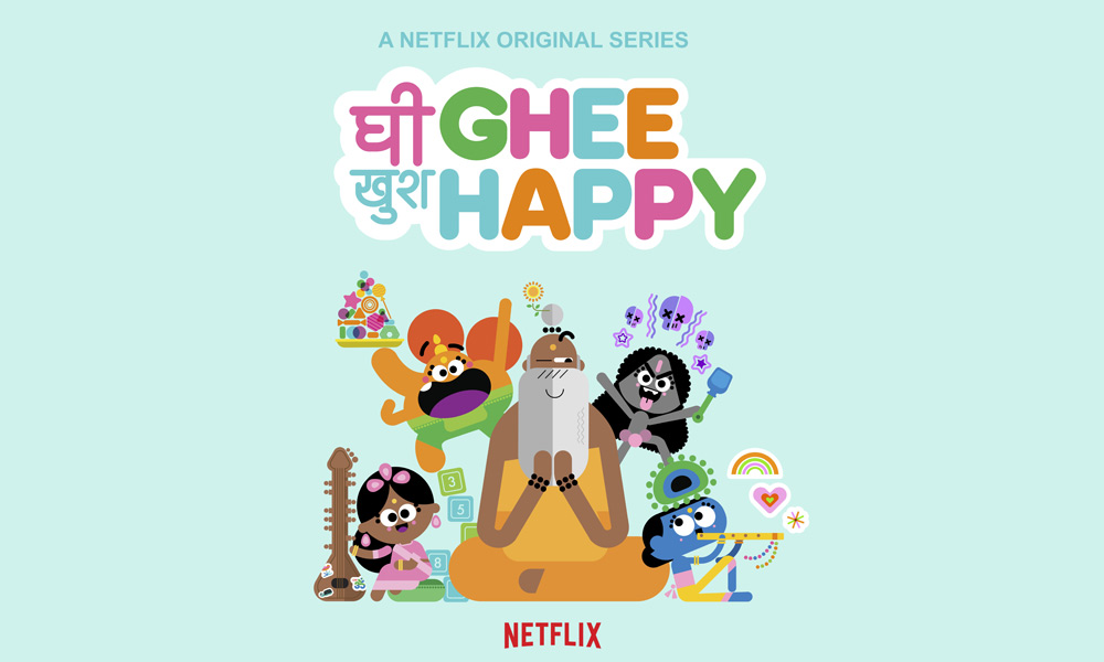 Ghee Happy