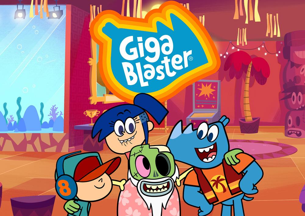 Giga Blaster
