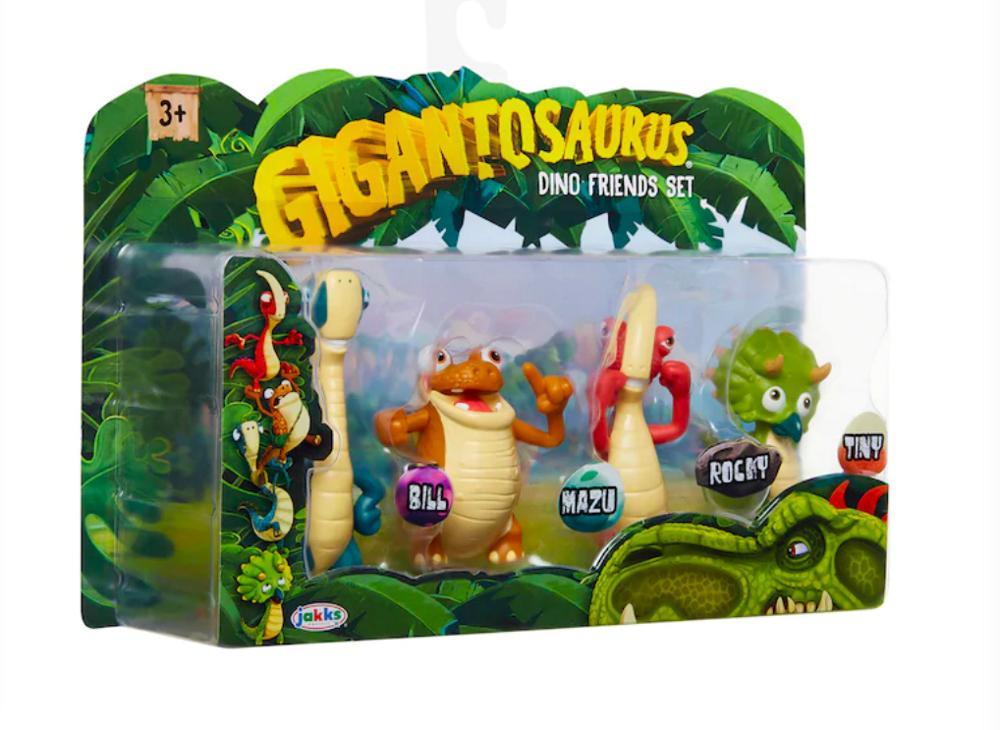 Gigantosaurus Dino Friends Set