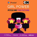 Girl Power: Pitch Me the Future