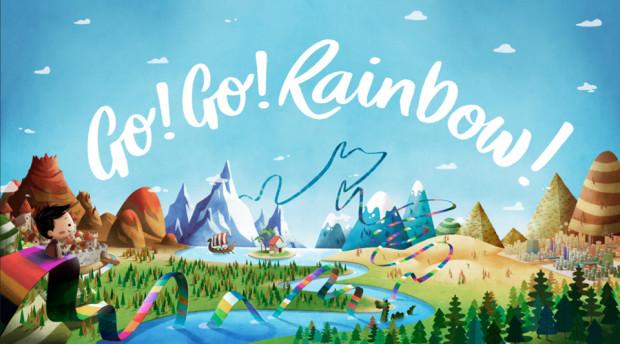 Go! Go! Rainbow!