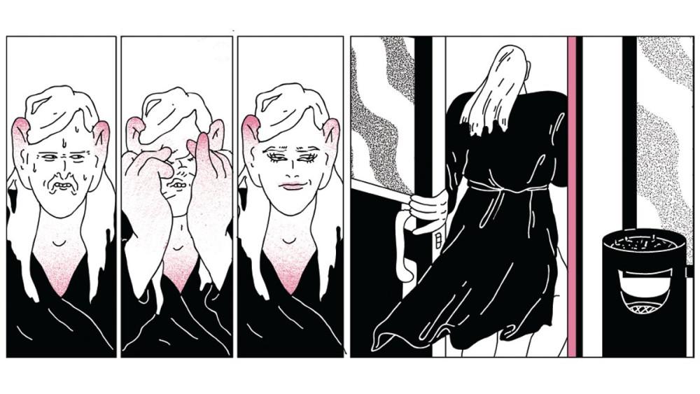 Goblin Girl (Fantagraphics)