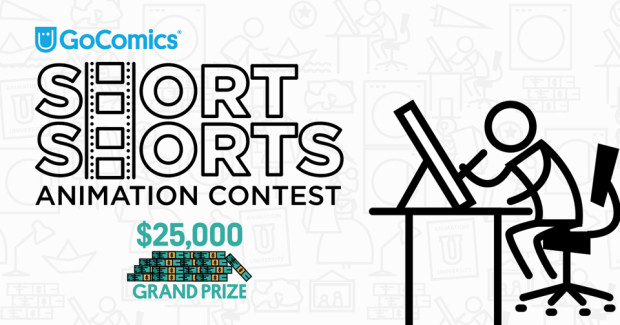 GoComics Short Shorts Animation Contest