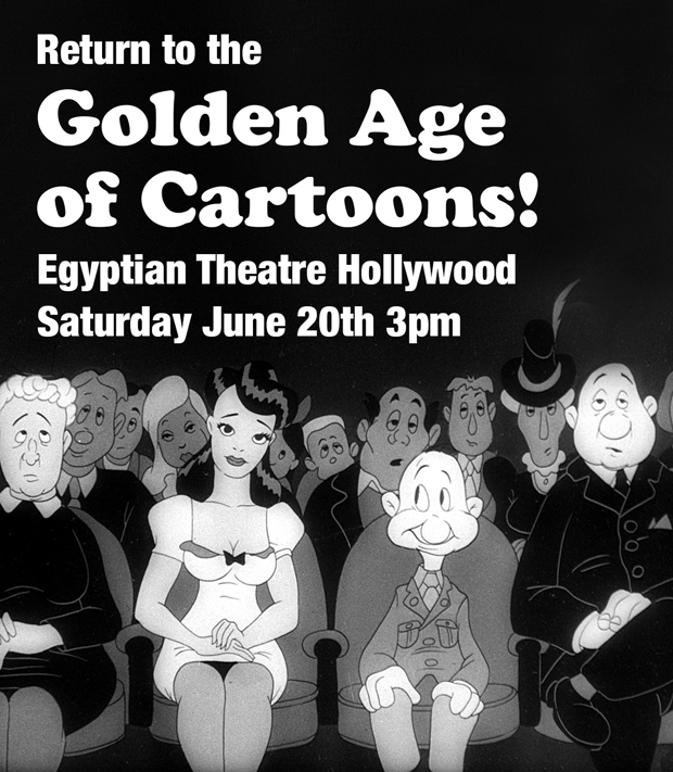 Golden Age Cartoons