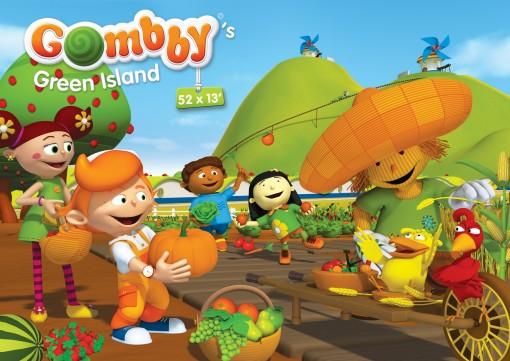 Gombby's Green Island