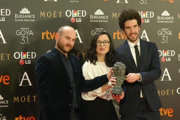 Goya Awards: Alberto Vàzquez Scores Historic Double Win