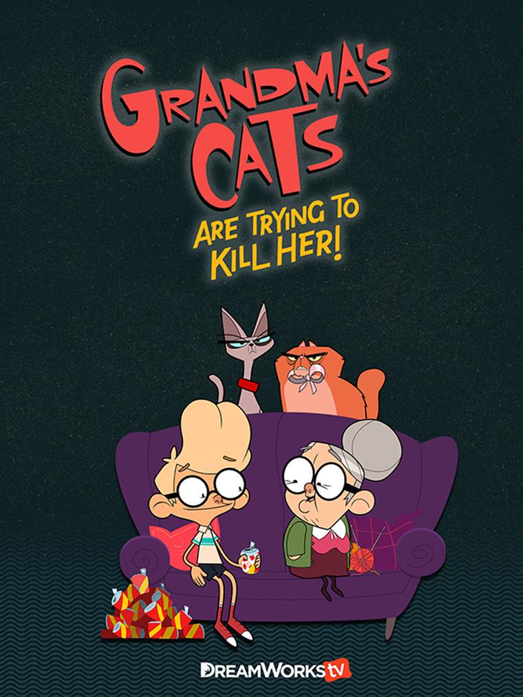 Grandma's Cats