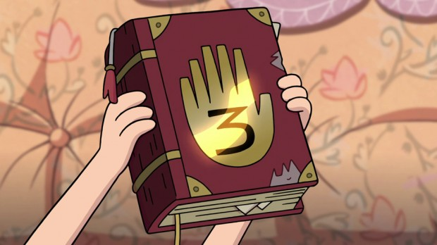 Gravity Falls: Journal #3