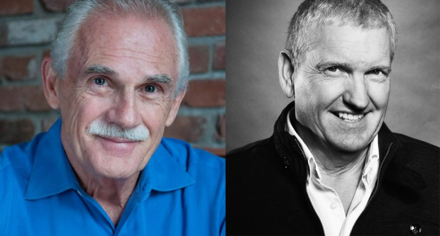 Greg Holmes and Antony Hunt