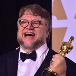 Guillermo del Toro at Oscars
