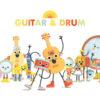 Guitar & Drum