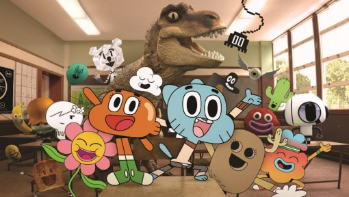 The Amazing World of Gumball