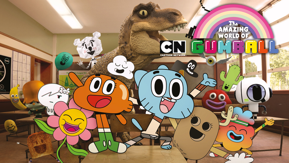 Cartoon Network Greenlights 'Gumball' Season 6 | 960 x 543 jpeg 500kB