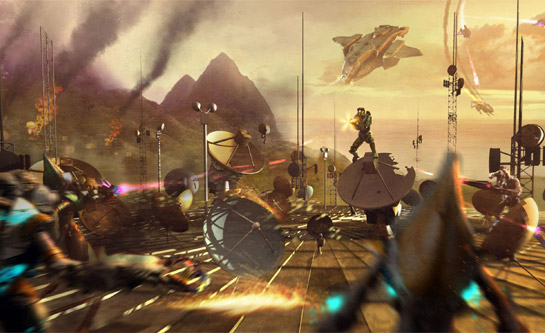 Spielberg to Produce Microsoft's 'Halo' Series