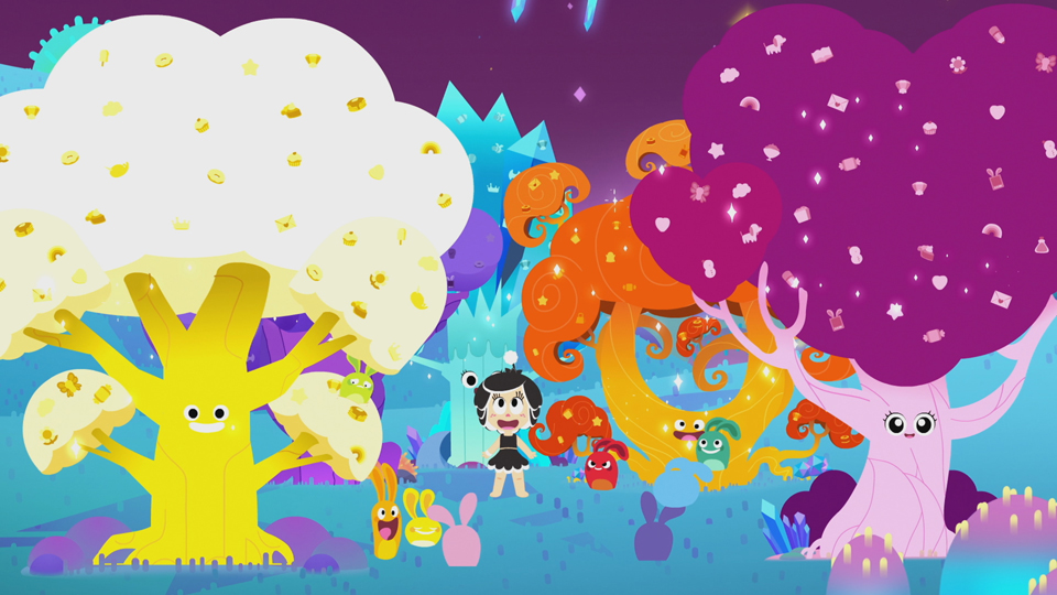 Hasbros Hanazuki Is A New Digital Treasure Animation Magazine