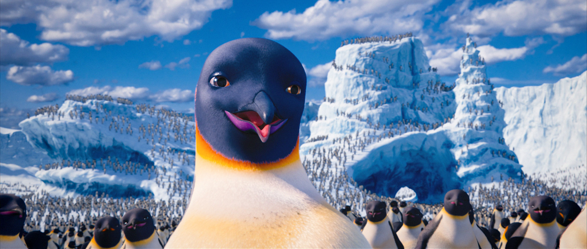 happy feet 2 penguin