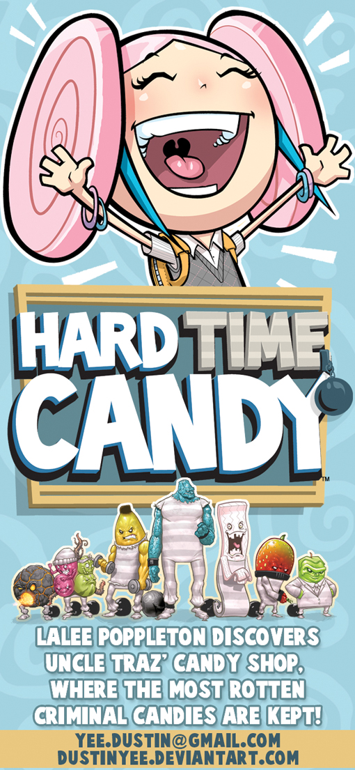 Hard Time Candy