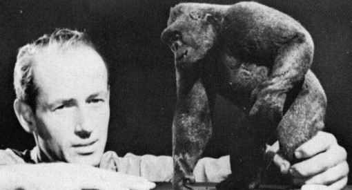 Harryhausen with King Kong
