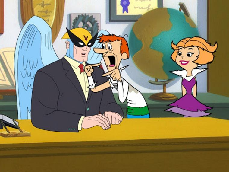 Harvey Birdman Attorney-at-Law