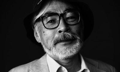Hayao Miyazaki. Photo credit: Nicolas Guerin