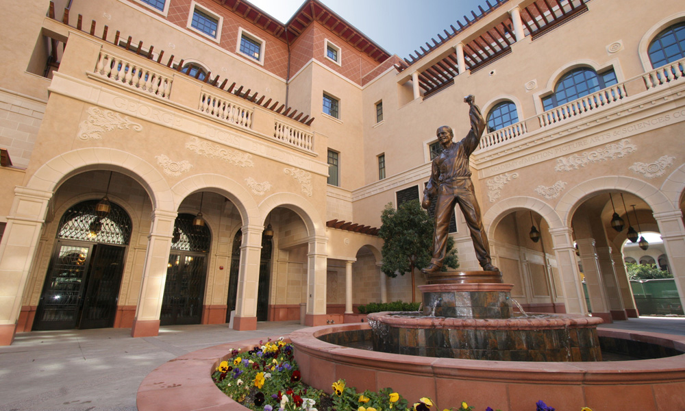 USC's School of Cinematic Arts' John C. Hench Division of Animation & Digital Arts