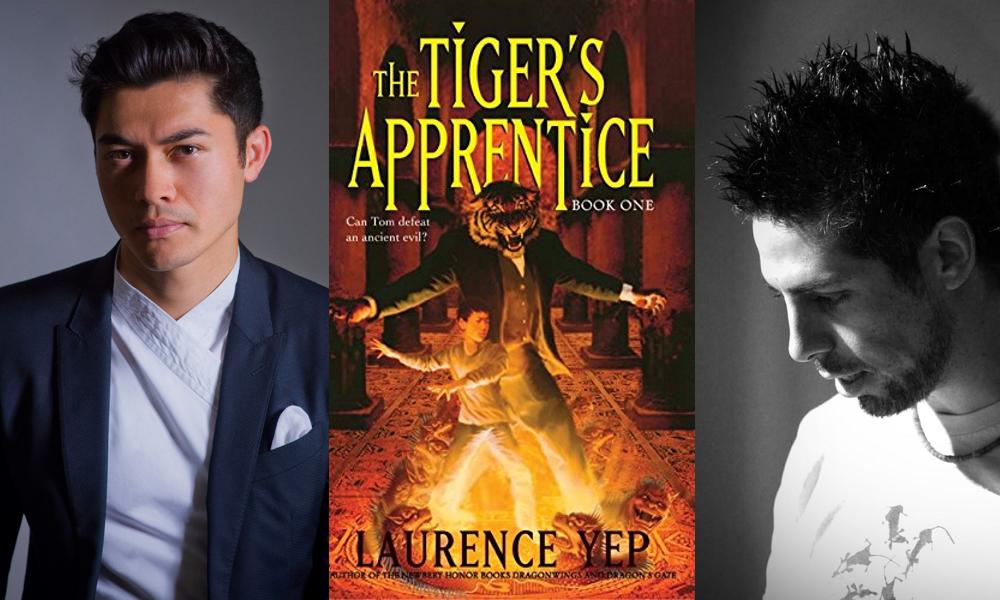 Henry Golding, The Tigers Apprentice, and Carlos Baena