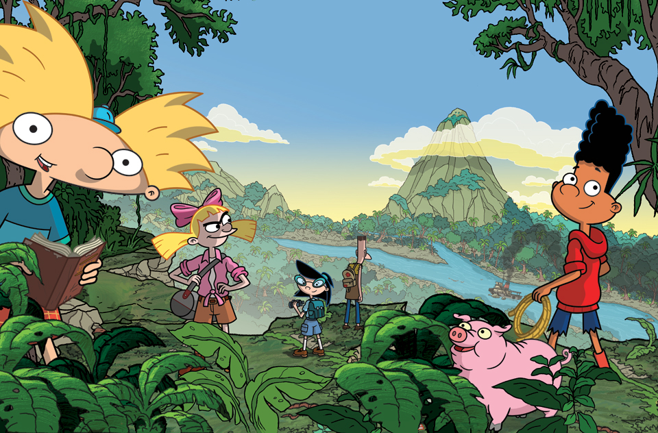 NickSplat Debuts Final Trailer for 'Hey Arnold! The Jungle ...