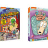 Hey Arnold!: The Ultimate Collection and Rocko's Modern Life: The Complete Series