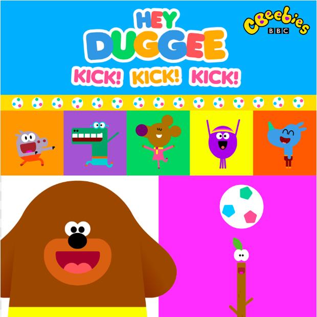 "Hey Duggee ""Kick! Kick! Kick!"" (Kick Song)"