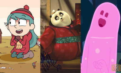 Hilda, Kung-Fu Panda: The Paws of Destiny, and Little Big Awesome
