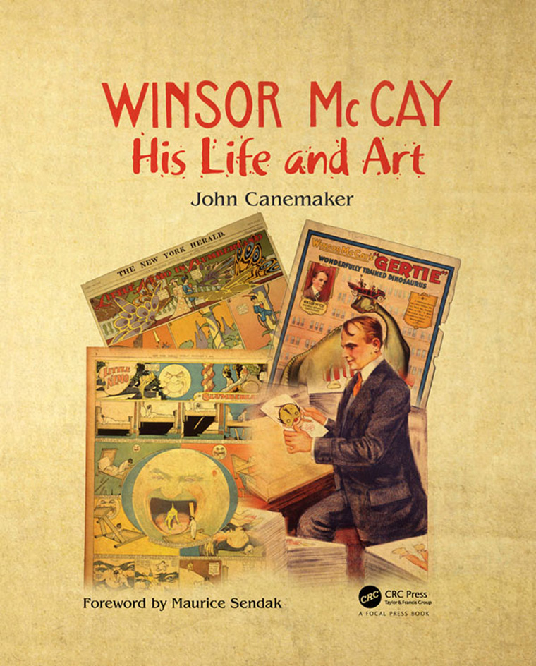 "Winsow McCay ""His Life and Art"""
