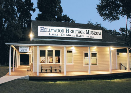The Hollywood Heritage Museum
