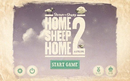 Hope Sheep Home 2