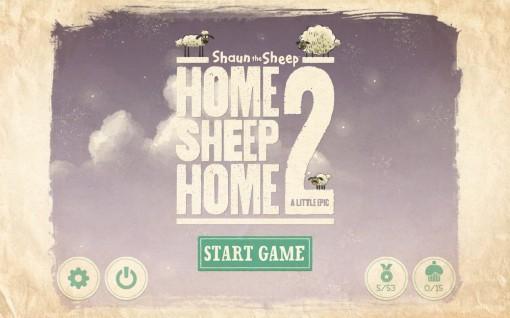Hope Sheep Home 2