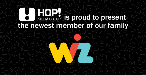 Hop! Launches New Kids' Channel WIZ