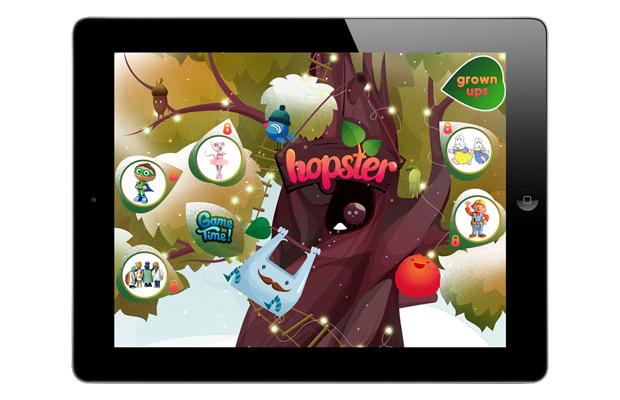 Hopster app