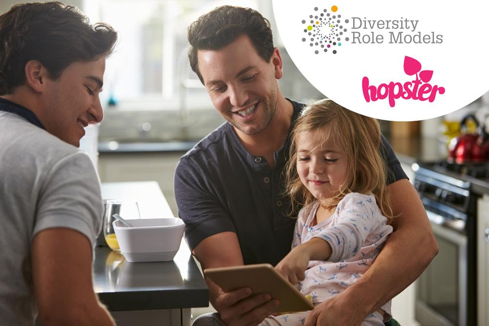Hopster Diversity Role Models